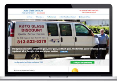 Auto Glass Discount