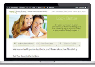 Hopkins Aesthetic and Reconstructive Dentistry